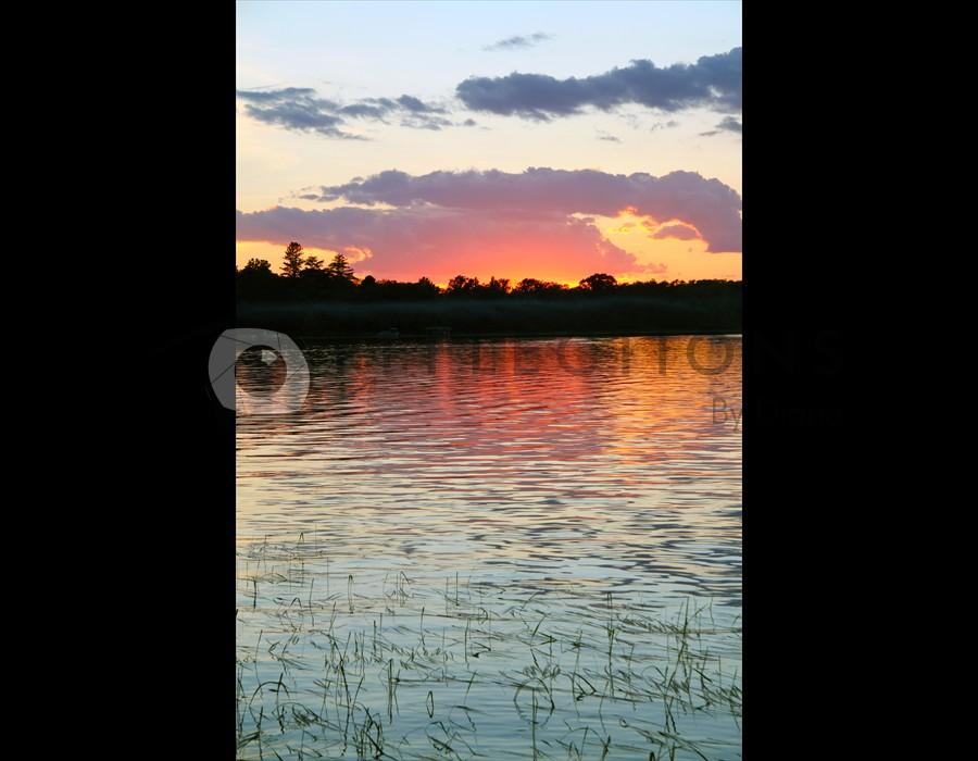Big Sandy Sunset2, MN