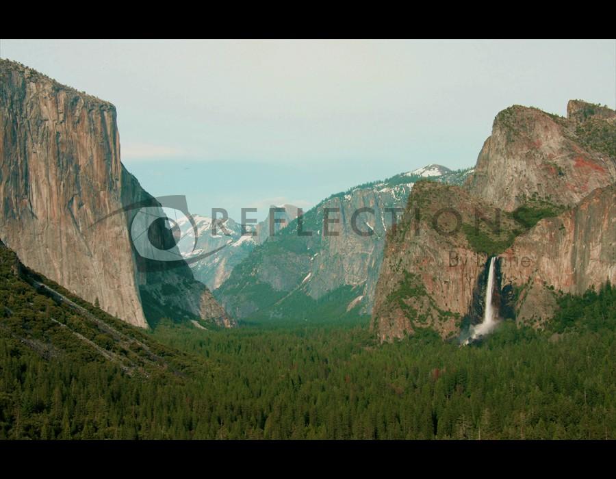Bridal Veil Falls CA