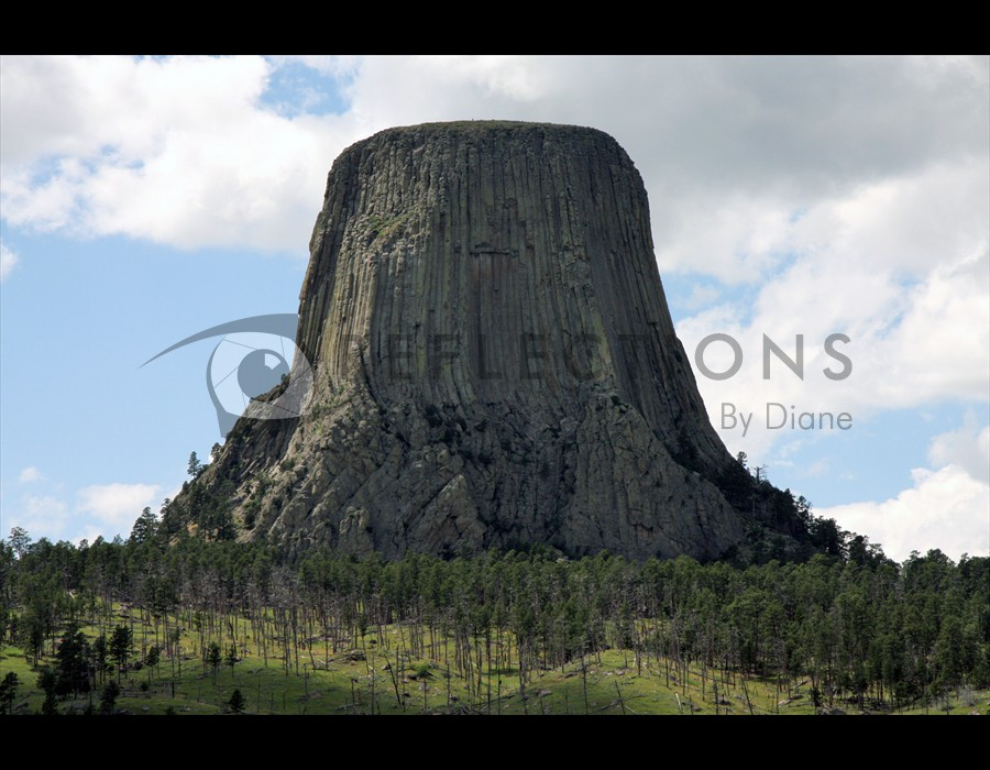 Devils Tower Wy