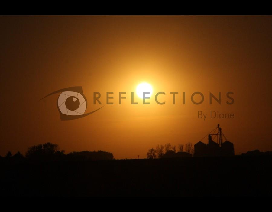 Iowa Sunset2