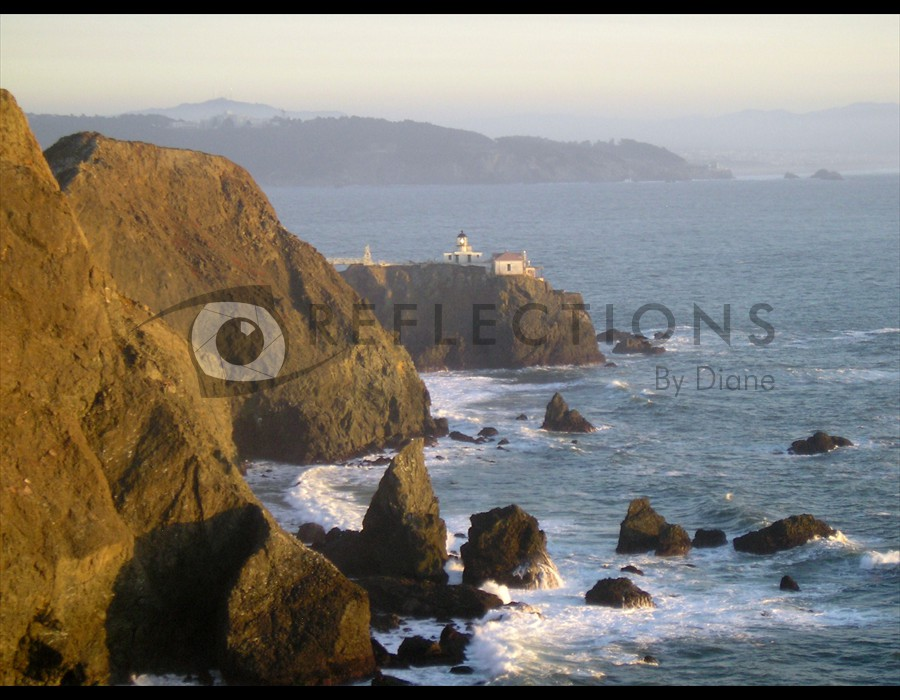 Ft. Cronkite Lighthouse, San Francisco, CA