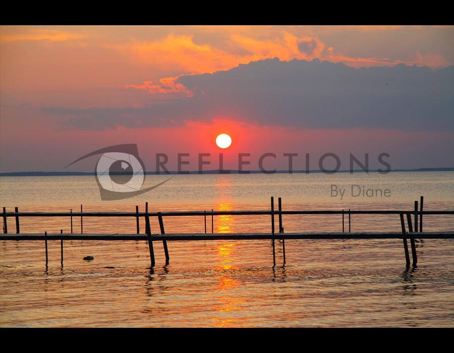 Sunset at Big Winne, MN4