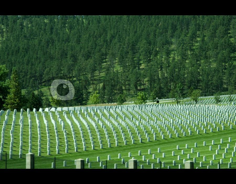 Wyoming Military Cemetary
