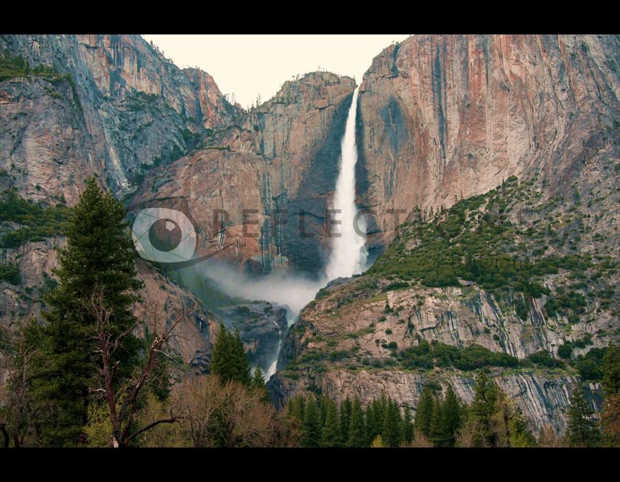 Yosemite Falls CA